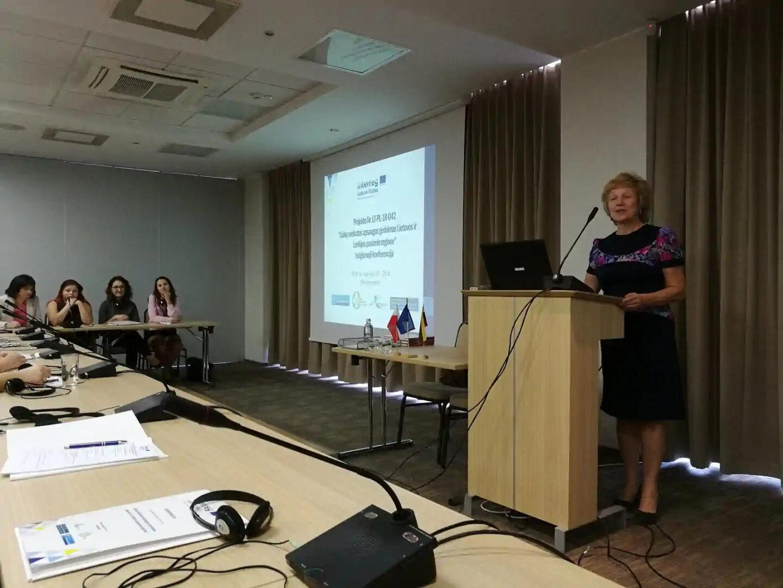 Projekt LT-PL-1R-042: Konferencja zamykająca projekt